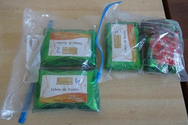 Иркутская таможня пресекла контрабанду 2 кг наркотиков из Перу