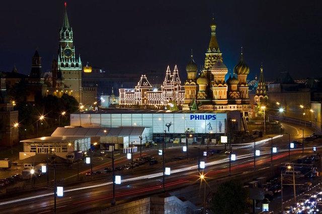 В торгах на подсветку зданий вокруг Кремля выявлен картельный сговор