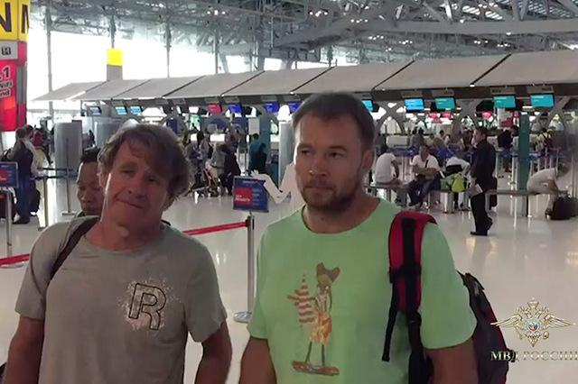 Скрывавшегося в Таиланде Анатолия Самодова из ОПГ «Пени» доставили в Архангельск