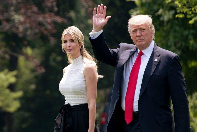 Модный скандал: Иванку Трамп вызвали в суд по делу о плагиате