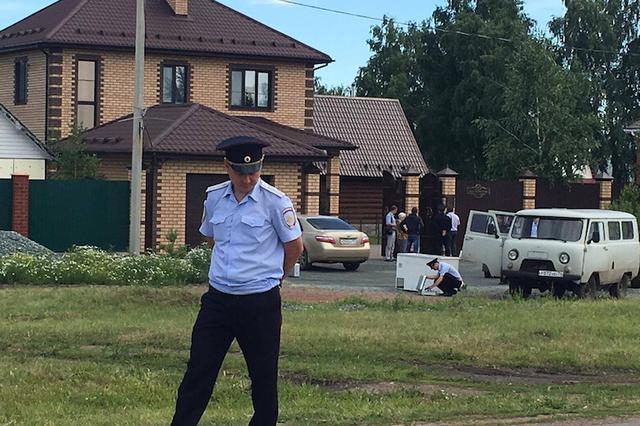 Иван Лушников стал уже вторым убитым копейским «смотрящим». На месте расстрела побывал начальник ГУ МВД по Челябинской области