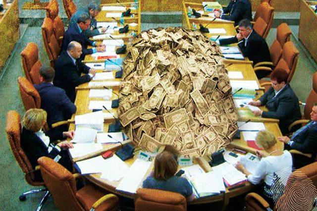 Как красноярские парламентарии и зарплату себе вдвое подняли, и вину на Толоконского свалили