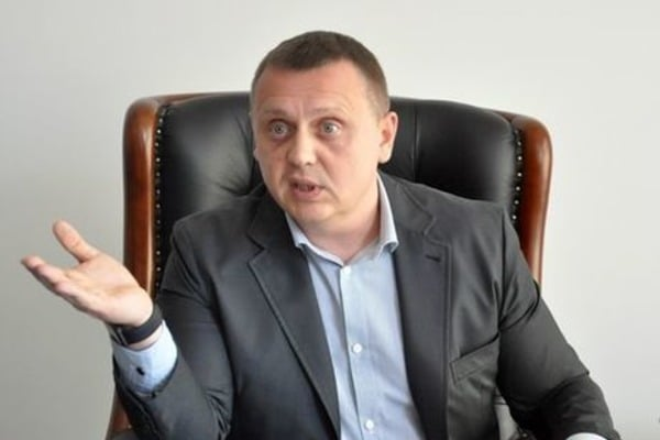 Пойманный на взятке в полмиллиона долларов судья вышел на работу и получает зарплату в 190 тысяч гривен