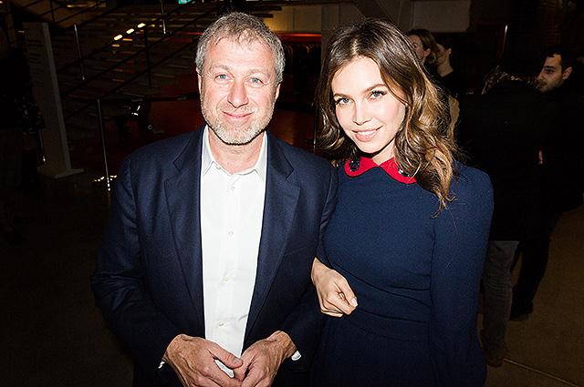 Роман Абрамович и Даша Жукова расстались