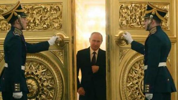 «Зелёная» агентура Путина