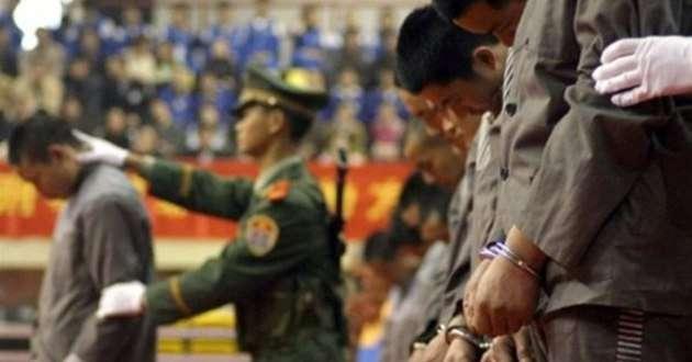 Борьба с коррупцией: в Китае казнили 10000 чиновников