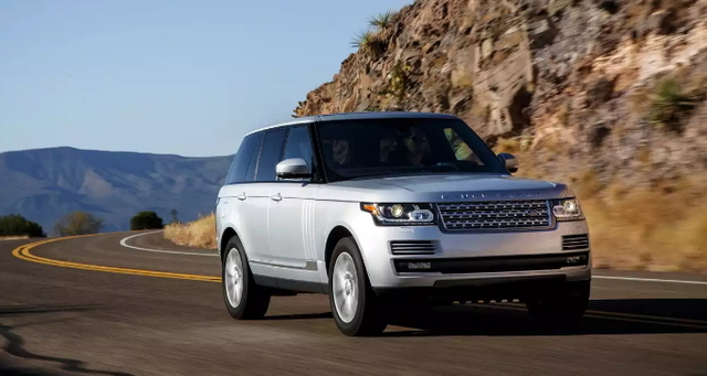 В Китае разрабатывают клон Range Rover