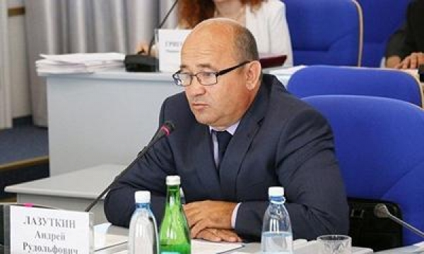 Андрей Лазуткин продолжил дело Андрея Лазуткина