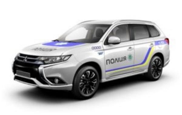 НАБУ: За «Mitsubishi» для полиции переплачено 240 миллионов