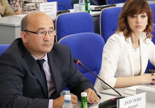 Коррупционные лазы ставропольского Лазуткина