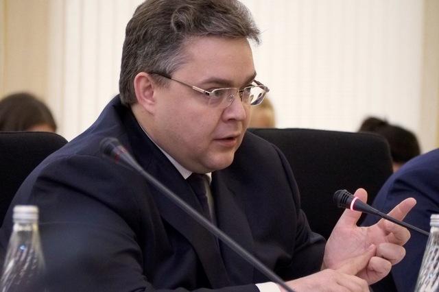 """""""Клептомания"""" чиновников Владимирова?"""