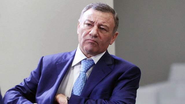 Без денег АСВ Аркадий Ротенберг — почти банкрот
