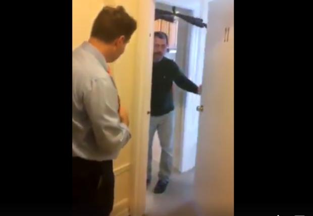 МИД России показал, как проходил «осмотр» ФБР здания российского консульства в Сан-Франциско