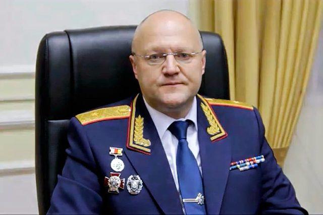 У руководителя московского главка СКР генерала Дрыманова прошли обыски по делу Шакро Молодого