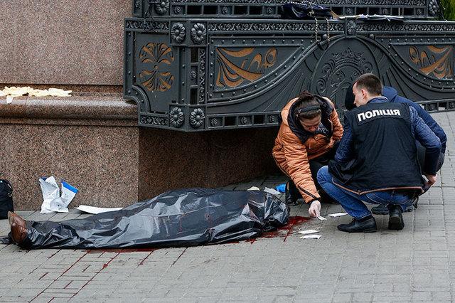 Генпрокуратура Украины поставила «жирную точку» в расследовании дела об убийстве Дениса Вороненкова