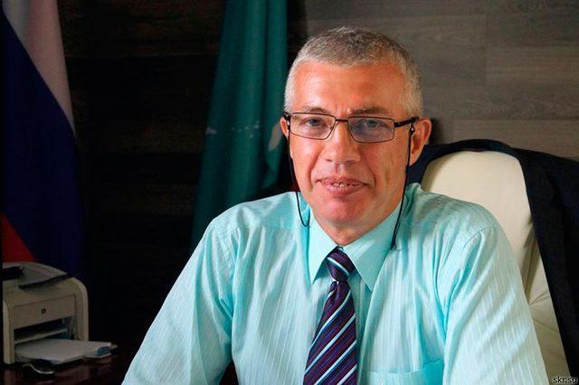 Мэр города на Сахалине задержан по подозрению в получении взятки