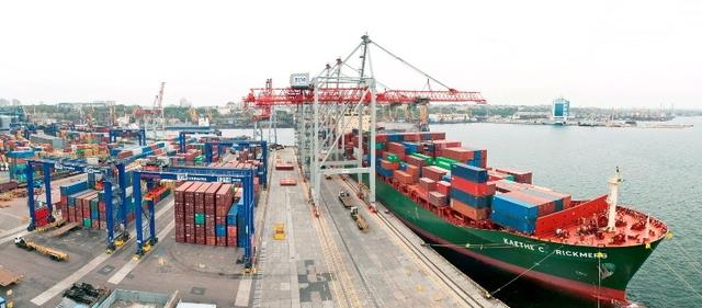 2-3 сентября «Сайбер-Бридж» завезла через Одесскую таможню 25 контрабандных контейнеров
