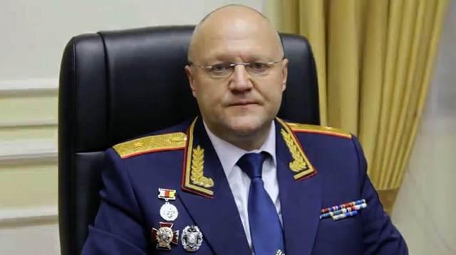 Генерал СК РФ Александр Дрыманов получил привет с Лубянки