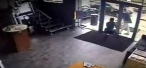 Разборка с мачете: в заложниках оказалась Анастасия Калманович