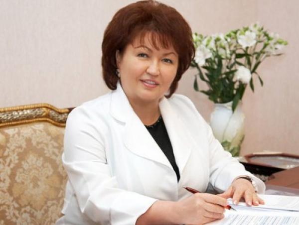 Татьяна Бахтеева: «налечила»!