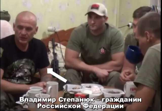 Глава штаба Правого сектора Днепропетровской области - гражданин России
