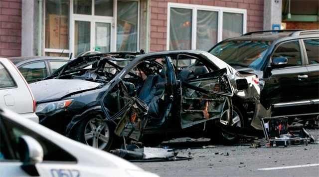 Кавказцентр: Взорванный в Киеве человек был киллером ФСБ по кличке «Зона»