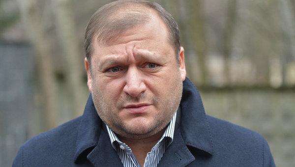 Добкин интересовался в Интернете как увеличить половой орган
