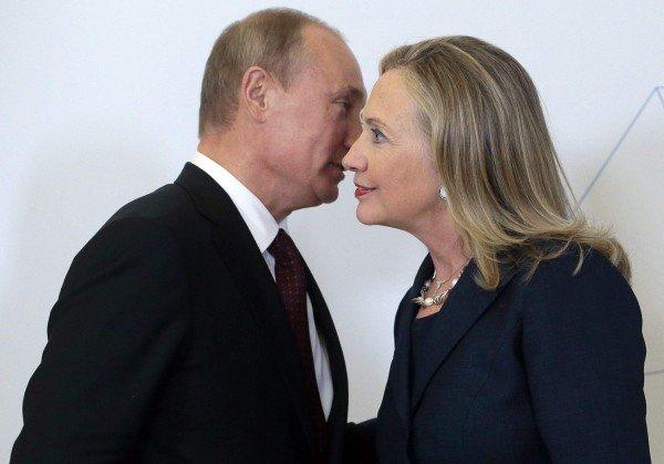 Клинтон заявила о «персональной вендетте» Путина против нее