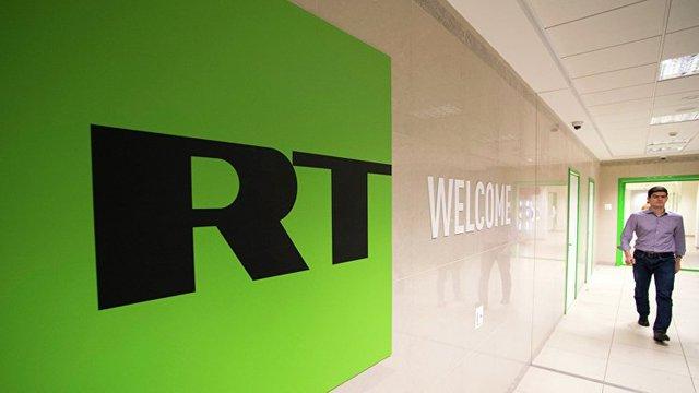 США хотят, 1000  чтобы RT зарегистрировался в качестве «иностранного агента»