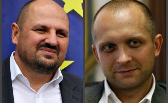 Новый поворот в «янтарном деле», или Как Розенблат и Поляков делают себя «жертвами провокаций» агента НАБУ