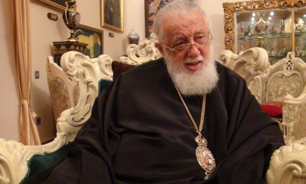 Турецкие террористы несколько месяцев жили в доме патриарха Грузии