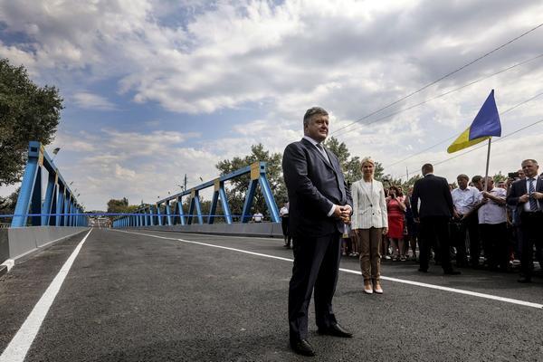 «Гастроли» Порошенко по стопам Януковича