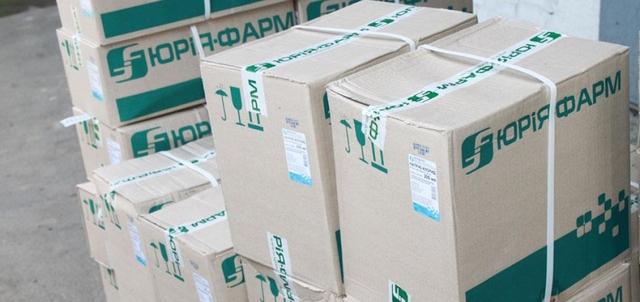 """Компания """"Юрия-Фарм"""" добивается оплаты за поставленные лекарства в судебном порядке"""