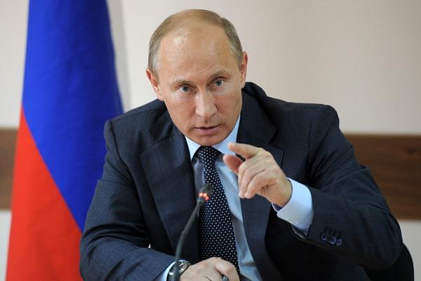 Путин предложил сажать на 10 лет за злоупотребления в гособоронзаказе