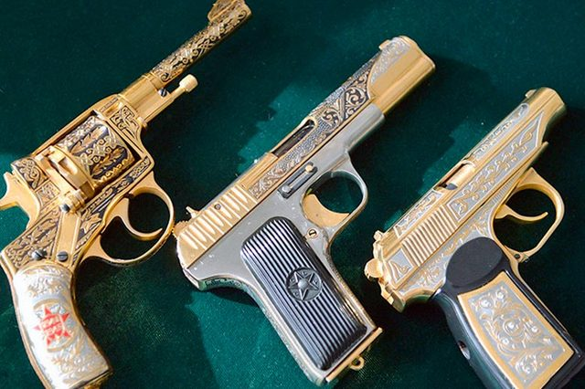 Стволовые детки. Чем вооружена российская «золотая молодежь»
