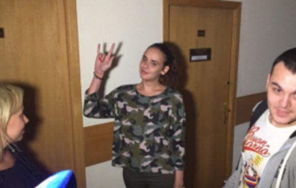 Рыбка и Травка, занявшиеся сексом с одним парнем на набережной в Москве, могут сесть в тюрьму на 6 лет