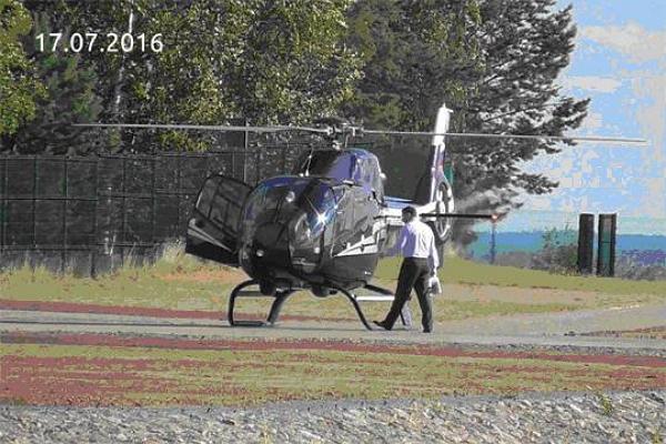 Тайный вертолет заместителя губернатора Нижегородской области Романа Антонова стал видеохитом интернета