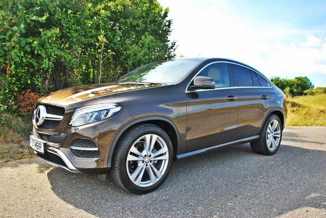 Чтобы пацаны за ло..а не считали, Березенко купил новый джип Mercedes-Benz GLE 350d 4M