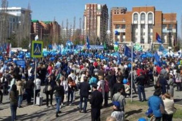Вышедших на митинг в Башкирии активистов задержала полиция