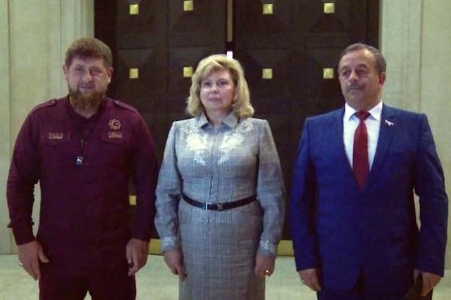 Москалькова попросит центральный аппарат СК заняться проверкой списка «расстрелянных» чеченцев