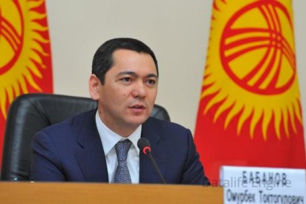 Назабаев проталкивает своего ставленника Бабанова на пост президента Кыргызстана