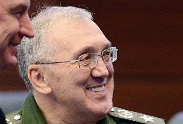 Шойгу укрепил коррупционный «Гарнизон» боевым аграрием Царикаевым