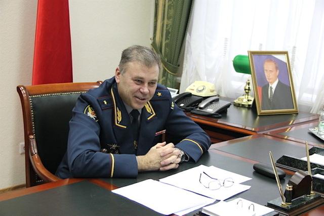 Начальнику ГУФСИН Кузбасса продлили арест до февраля