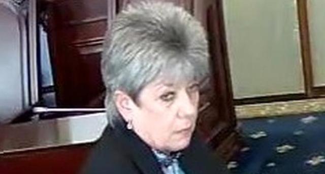 Судья Верховного Суда Украины Наталья Лященко: такая «фемида» нужна только преступникам
