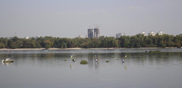 Водный аттракцион Хмельницкого и Чистякова: Москва в экстазе