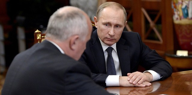 Меркушкин заказал главу администрации президента