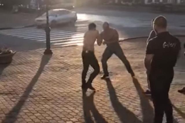 Уволен полицейский, ставший свидетелем убийства чемпиона мира по пауэрлифтингу Андрея Драчева