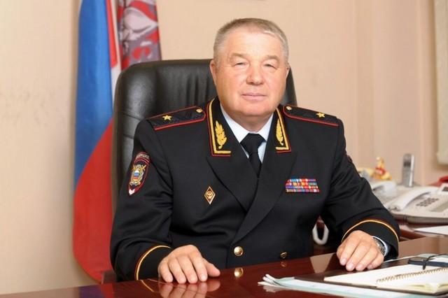 Замглавы московского управления МВД ушел в отставку, не проработав и года