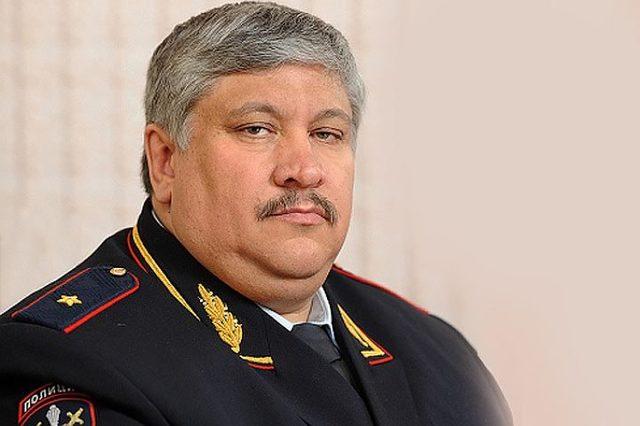 Распределение финансового потока в МВД Московской области