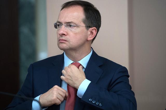 """""""Нежелательный"""" Мединский?"""